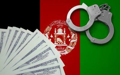 El organismo de control financiero de Reino Unido advierte del posible cambio de escenario de riesgos de las entidades que tengan vínculos con Afganistán